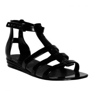 Gladiator Jelly Sandals