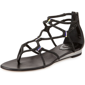 Gladiator Thong Sandals Images