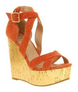 High Heel Wedges Sandals