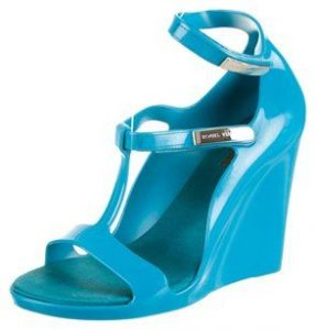 Images of Jelly Wedge Sandals