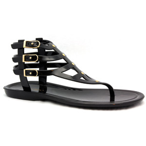 Jelly Gladiator Sandals Images