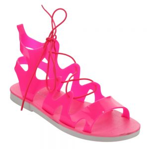 Jelly Gladiator Sandals Pictures