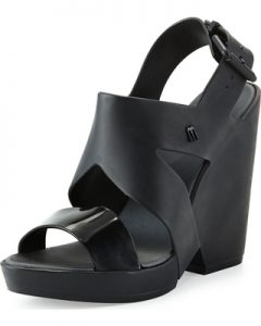 Jelly Wedge Sandals Images