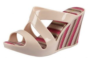 Jelly Wedge Sandals Photos