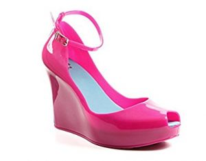 Jelly Wedge Sandals Pictures