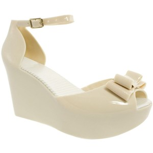 Jelly Wedge Sandals