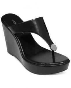 Platform Thong Sandals Images