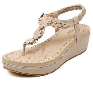 Platform Thong Sandals Pictures