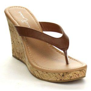 Thong Platform Sandal