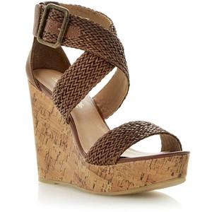 Wedge High Heel Sandals