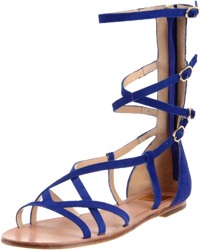 7190a344d2c Blue Gladiator Sandals