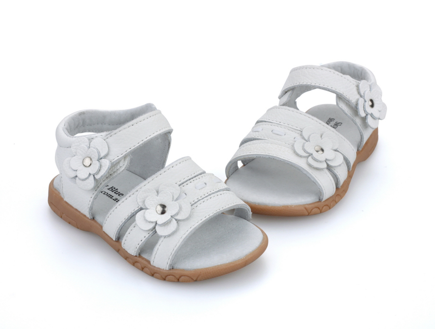Images of White Baby Sandals