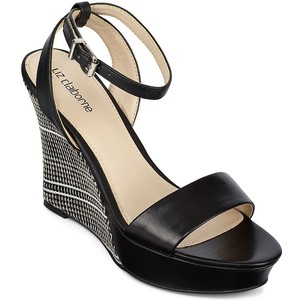 Ankle Strap Wedge Sandal Pictures