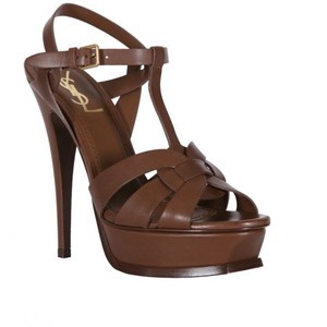 Brown Platform Sandals Images