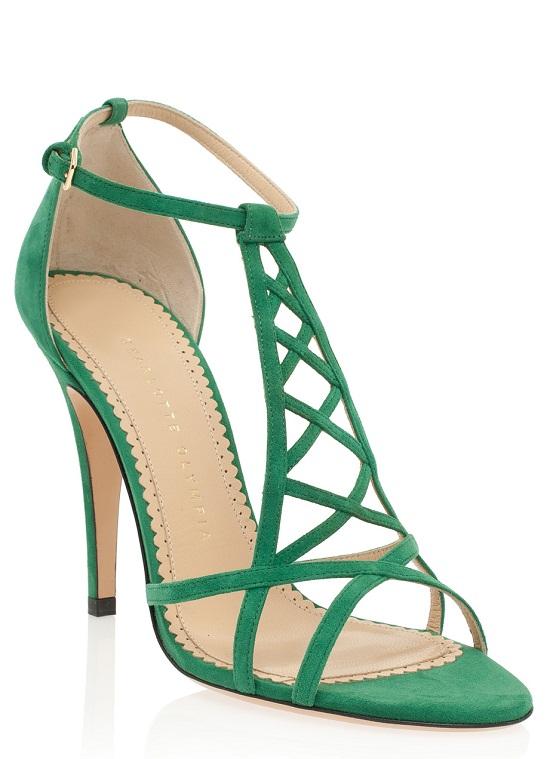 129a2d0b10b3 Emerald Green Sandals Images