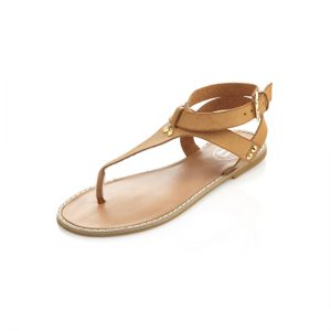 Flat Thong Sandals Images