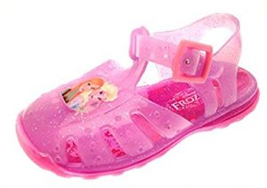 Girls Jelly Sandals Pictures