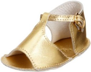 Gold Baby Sandal