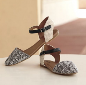 Images of Closed Toe Flat Sandals
