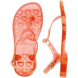 Images of Girls Jelly Sandals