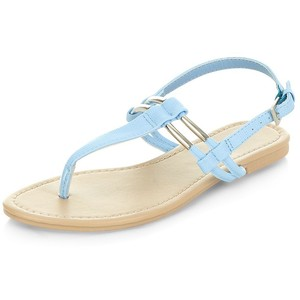 Images of Light Blue Sandals
