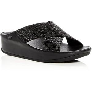 Images of Platform Slide Sandals