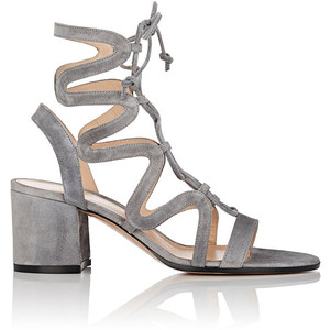 Images of Suede Gladiator Sandals