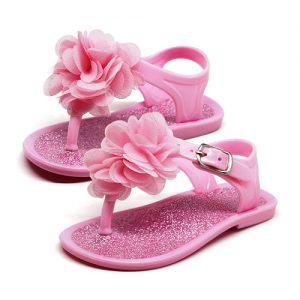 Infant Girl Jelly Sandals