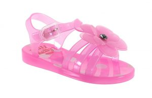 Jelly Pink Sandals