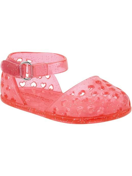 a9e47d361944 Jelly Sandals for Baby Girl