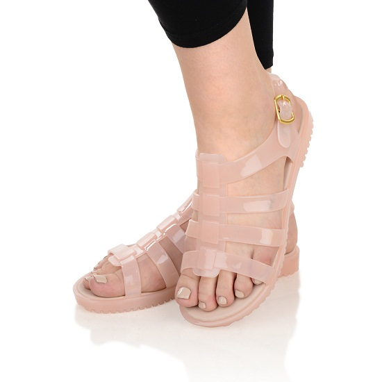 3af93a61a98699 Jelly sandals for women crafty sandals jpg 550x550 Womens jellies