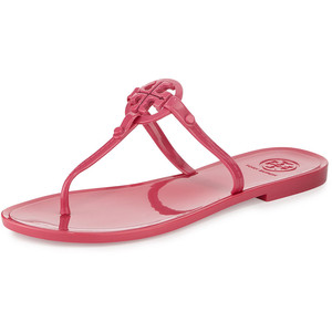 Jelly Thong Sandals Images