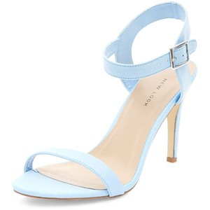 00183fcf56 Light Blue Sandals | CraftySandals.com