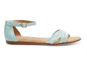 Light Blue Sandal