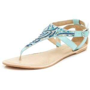 Light Blue Sandals Pictures