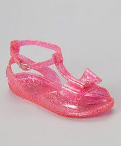 Little Girl Jelly Sandals
