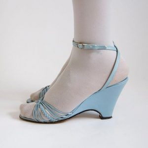 Pictures of Light Blue Sandals