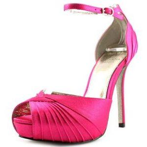 Pink Platform Sandals Photos