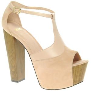 Platform Heel Sandals Pictures