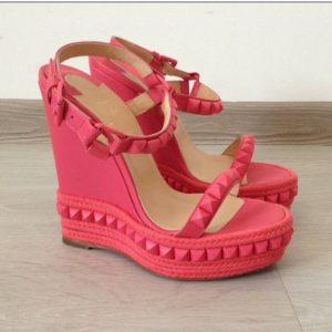 Platform Heel Sandals for Girls