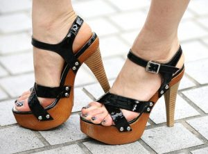Platform Heels Sandals