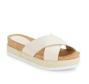 Platform Slide Sandals Images