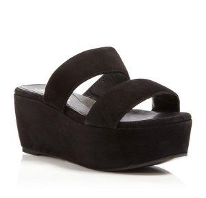 Platform Slide Sandals Photos
