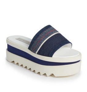 Platform Slide Sandals Pictures