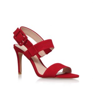 Red High Heel Sandals Pictures