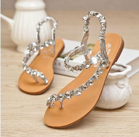 Rhinestone sandals for wedding crafty sandals rhinestone sandals for wedding junglespirit Choice Image
