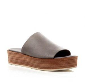 Slide Platform Sandals