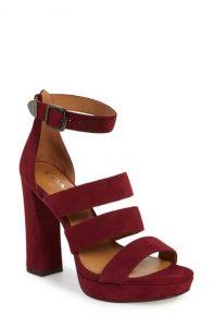 Strappy Platform Sandals Images