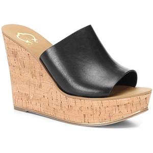 c02b87ed31d Wedge Slide Sandals