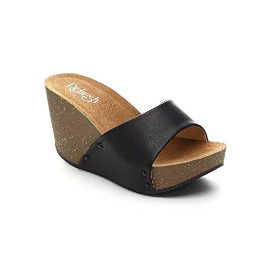 423a0f6d49fb Wedge Slide Sandals